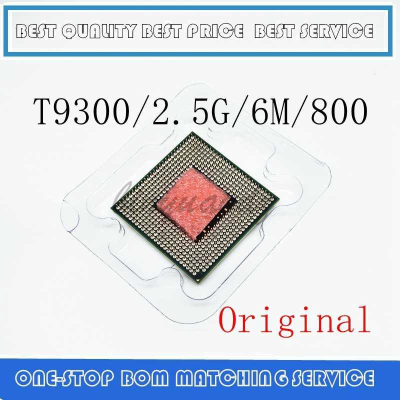 Núcleo 2 Duo T9300 2,5 GHz 6M 800MHz procesador Socket P SLAYY SLAQG CPU