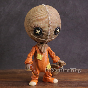 Image 2 - Mezco Trick R Treat Stylized Sam PVC Action Figure Collectible Model Toy
