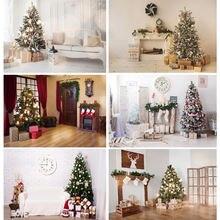 Shengyongbao художественный тканевый фон для фотосъемки на Рождество