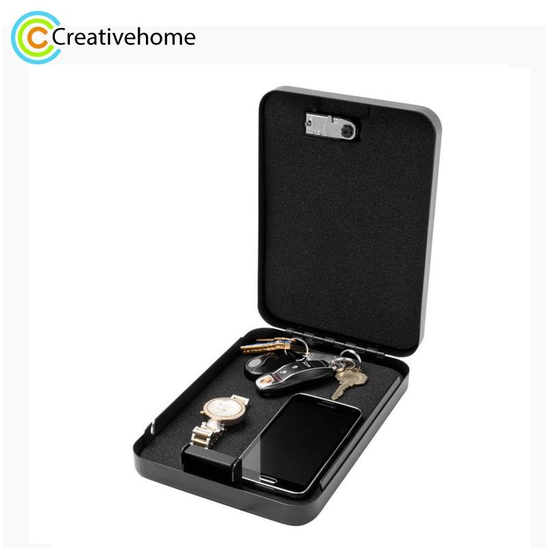 Universal Portable Password Safe Mini Car Safety Box