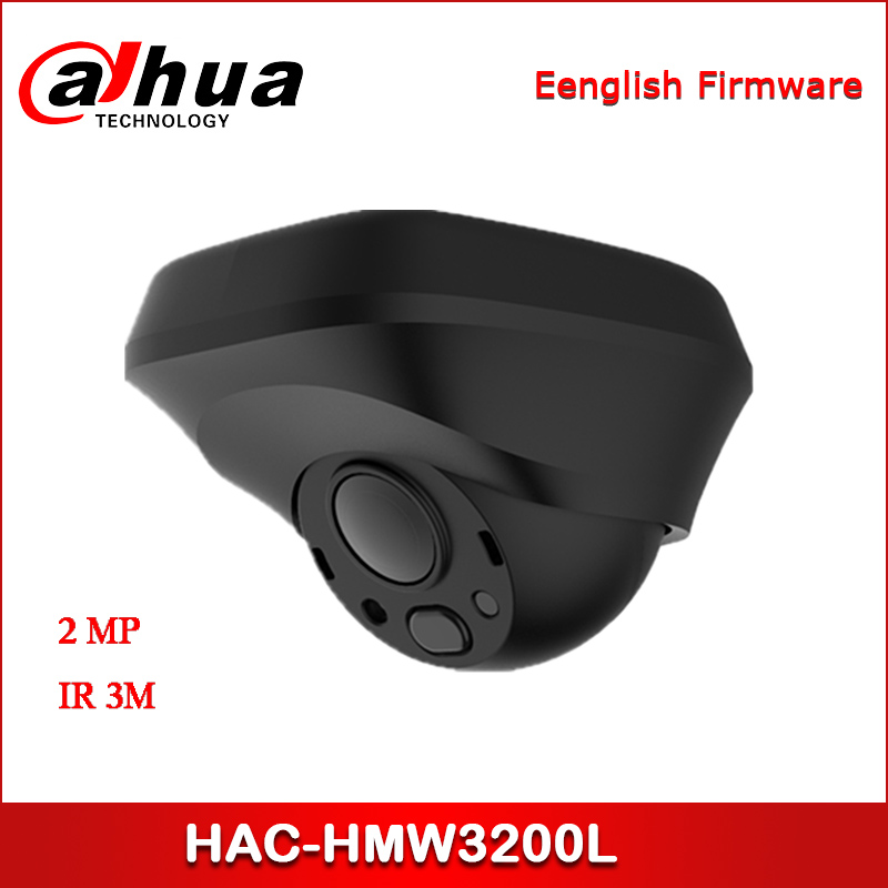 Dahua HAC-HMW3200L 2MP HDCVI IR Eyeball Mobile Camera Smart IR 2.1mm Fixed Lens CCTV Camera