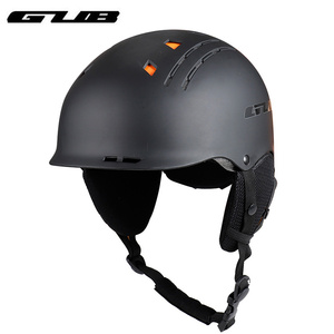 GUB 606 Adult Multi-functional Ski Helmet MTB Bicycle Sports Cycling Helmet Safety Horse Integrally-molded Snow Snowboard Helmet