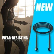 25 # fitness pular corda mulher portátil durável e fácil ajustar avançado corrida corda pular cordas corda corda corda corda corda corda