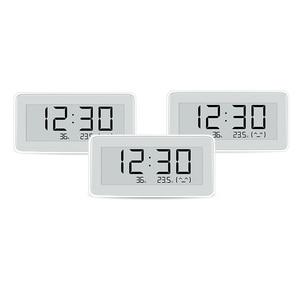 Image 2 - Xiaomi reloj eléctrico inteligente inalámbrico Mijia BT4.0, Digital, termómetro de interior e higrómetro de exterior, herramientas de medición de temperatura LCD