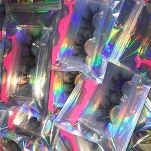 Rainsin 10 комплектов 3d ресницы серо коричневого цвета с фокусным