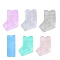 PVC Anti skid Slip Bath Mat Bathtub Mat Bathroom Shower Supplies with Suction Cups Floor Rug Kitchen Long Doormat Bedroom Carpet