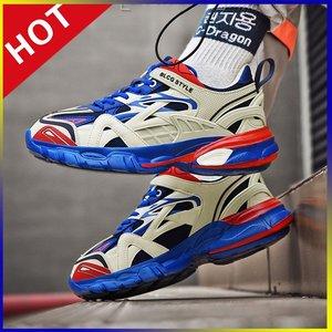 Image 2 - อังกฤษRetro Street Punk Rock Hip Hop Chunkyรองเท้าผ้าใบเต้นรำแพลตฟอร์มรองเท้าแฟชั่นรองเท้าZapatillas Hombre