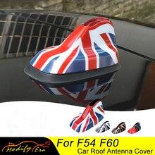 Araba Styling aksesuarları çatı anteni bankası dekorasyon Sticker BMW MINI Cooper Clubman için F54 F60 Countryman dış Trim