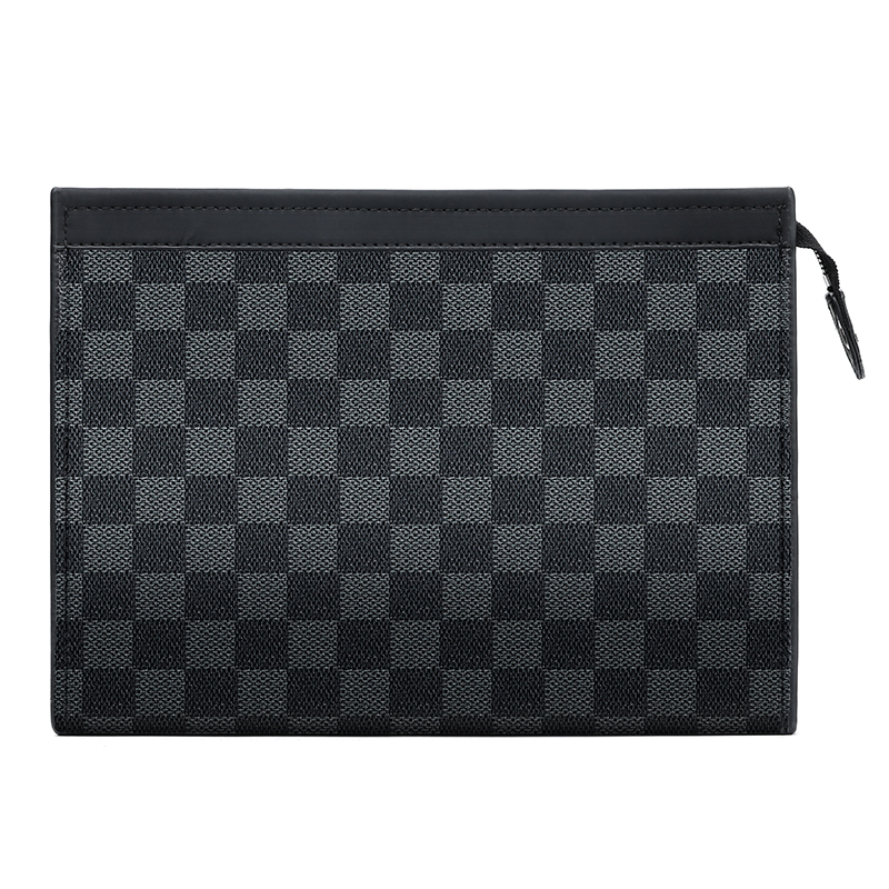 Мужские сумки-конверты, клатчи, классические клетчатые дизайнерские деловые мужские роскошные сумки, клатч для iPad, кошелек, мужской клатч