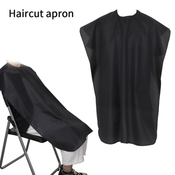 Adult Hairdressing Cape Cover Cutting Salon Hairdressing Dresscutting Unisex Barber Gown Cape Waterproof Hairdresser Apron unisex adult black blue hairdressing cape hair cutting cape gown haircut clothes with play phone view window salon apron