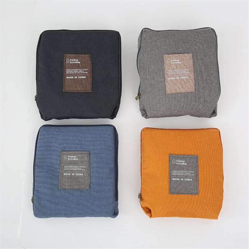 Drop Ship Carry-On Duffel Bag Women Folding Travel Bag Unisex Luggage Travel Handbags WaterProof Travel Bag Large Capacity Bag
