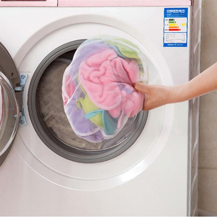 The High Quality Washing Laundry Bag Clothing Care Foldable Protection Net Filter Underwear Bra Socks Underwear Washing