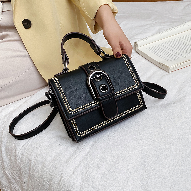2020 Luxury Handbags Women Bags Designer Mini Flap Pu Leather Embroidery Female Shoulder Bag for Ladies Crossbody Messenger Bag
