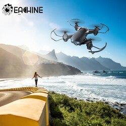 Eachine E61hw Mini Drone With 720P HD Camera Hight Hold Mode RC Quadcopter RTF WiFi FPV Foldable RC Drone