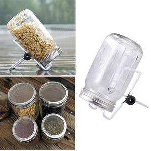 3PCS Sprouting Jar with Stainl