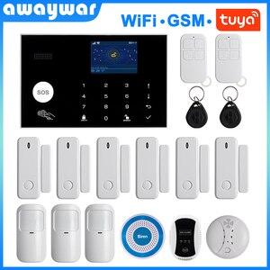 Awaywar Tuya 433MHz Wireless W