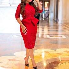 Коктейльные платья красные винтажное кружевное женское облегающее