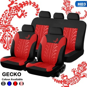 Image 4 - 4/9PCS/Set Seat Car Covers Universal Interior Accessories For Cars Truck Detachable Headrests Bench Seat Covers For Women Auto