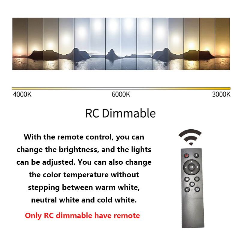 Hc8bd93607b85460bae22ce35fd2b8473i ceiling led lighting lamps modern bedroom living room lamp surface mounting balcony 18w 24w 30w 36w 40w 48w AC 110V/220V ceiling