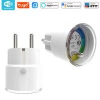 FR Smart Plug умная штепсельная вилка французская IFTTT дистанционное управление WiFi переключатель мини розетка таймер поддержка Amazon Alexa Google Home