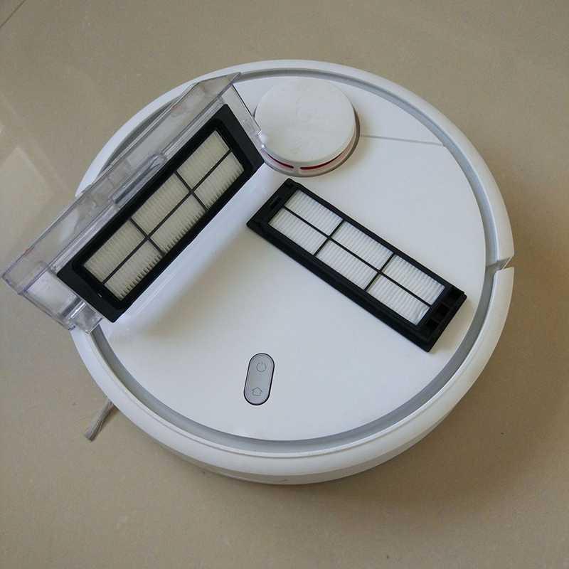 1Pc 防水洗える Hepa フィルター Xiaomi 真空 1 & 2 Roborock S55 T4 T6 掃除ロボット掃除機部品アクセサリー