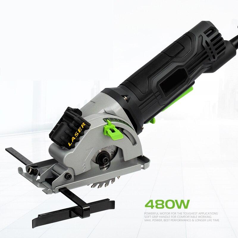 DIY Multifunctional Electric Saw Power Tools Rotary Tool Circular Saw Blades for Wood Mini Electric Circular Saw