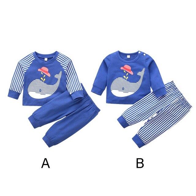 повседневный костюм комплекты осенний детский наряды для мальчиков фотография
