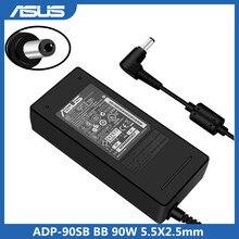 19 в 4.74A адаптер для ноутбука 90 Вт 5,5*2,5 мм адаптер переменного тока зарядное устройство для ASUS F81SE F9 X80N F8Tr X81SE F3 блок питания для ноутбука