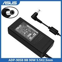 19 v 4.74a portátil adaptador 90 w 5.5*2.5mm ac adaptador carregador de energia para asus f81se f9 x80n f8tr x81se f3 portátil fonte de alimentação|Adaptador para laptop| |  -