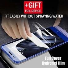 10D Full Screen Protector Hydrogel Film For Xiaomi Mi 9 8 Lite SE Mix 3 Max 6 Redmi Note 7 K20 Pro
