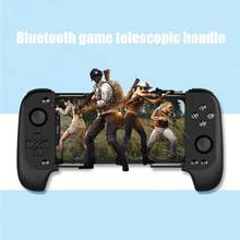 New Saitake 7007F Wireless Bluetooth Game Controller Telescopic Gamepad Joystick for Samsung Xiaomi Huawei Android Phone PC(China)