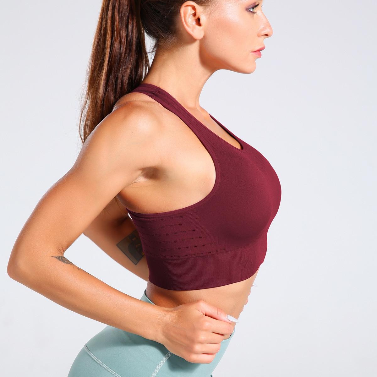 esporte t-camisa yoga ginásio camisas respirável roupas