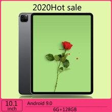 Call-Wifi Tablets Phone Bluetooth Dual-Sim-Card 10-Octa-Core New 6G 128GB GPS 3G/4G