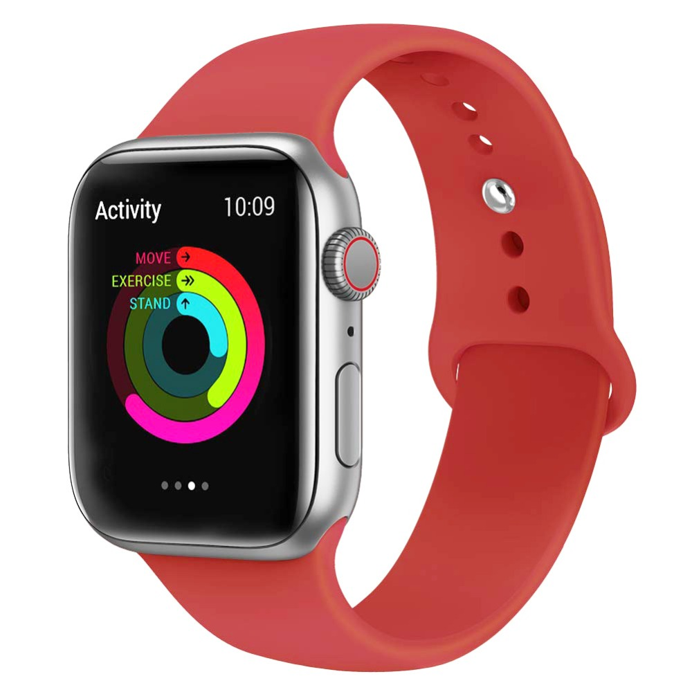Silicone Rubber Band for Apple Watch 72