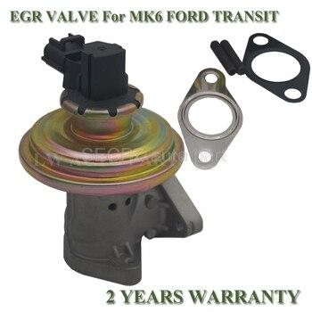 FOR MK6 FORD TRANSIT EGR VALVE 00-06 1C1Q9D475AC 2.0 TDDi 1120698 1120698 1C1Q9D475AC XEGR67 555243 72814600 BRAND NEW
