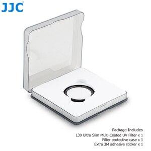 Image 5 - JJC L39 Ultra Slim Multi Coated UV Filter For Ricoh GR III GR II GR3 GR2 GRIII GRII Cameras Optical Glass Camera Lens Filters