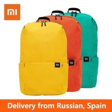 Mochila Xiaomi 10L impermeable, colorida, deportiva, de ocio, tamaño pequeño, paquete de pecho, bolsas Unisex para hombre, mujer, mochila infantil