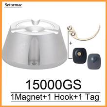 Separador magnético Universal, eliminador de etiquetas, imán, 1 pieza, separador de llaves, EAS, eliminador de etiquetas de seguridad, trabajo de 100%, 15000GS
