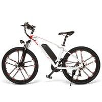 26 인치 전기 자전거 전원 보조 전기 자전거 전자 자전거 350W 모터 오토바이 자전거