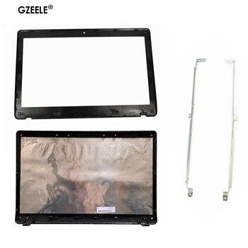 GZEELE Laptop Top cover For Asus K52 A52 X52 K52F K52J K52JK A52JR X52JV A52J  Lcd Front Cover Bezel case/hinges цена 2017