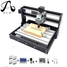1w/2.5w/5.5w/7w/10w/15w CNC 3018 PRO Laser Router Mini Machine GRBL 1.1 Controller for PVC,PBC,Wood Engraving DIY with Offline