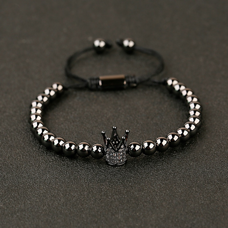 Hc8c23ef0e1d046a49f94b9931885bb68C - Queen & King Bracelets