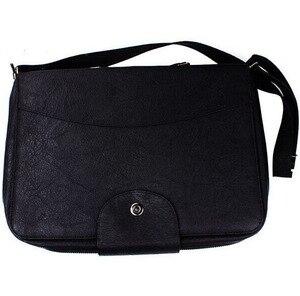 Image 5 - Peut mettre 60 pièces ciseaux Portable similicuir cheveux ciseaux sac insérer style ciseaux Case sac de rangement clins outils sac