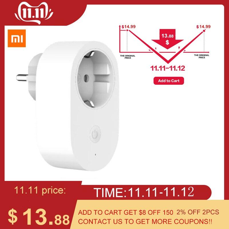 Xiaomi IMILAB ZNCZ05CM EU Smart Socket Plug Wireless Mi WIFI Smart Plug Intelligent Time Switch Power-saving Remote Control