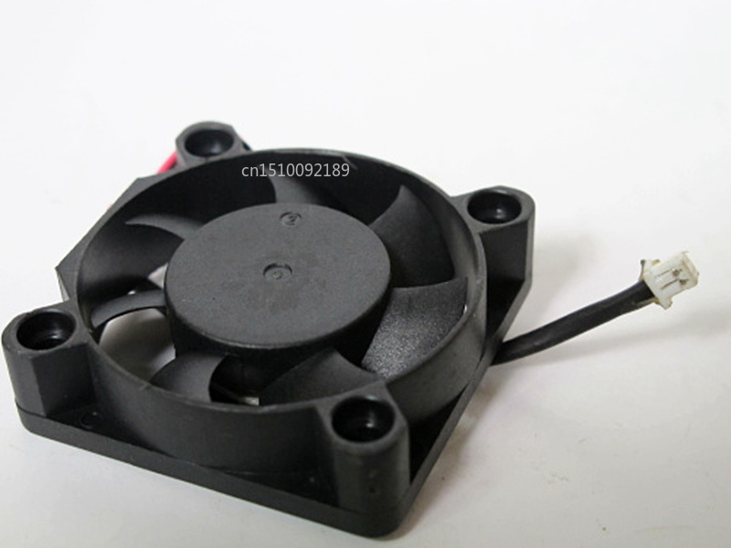 For  DFS401012L DC12V 0.06A 3pin 2wire 4010 40X40X10MM Cooling Fan Free Shipping