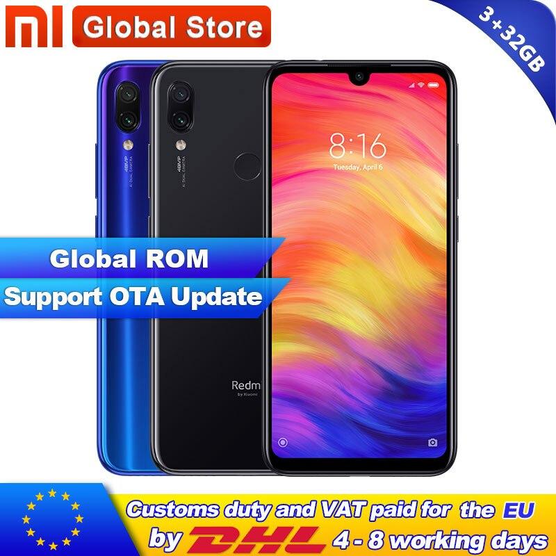 """ROM globale Xiaomi Redmi Note 7 3GB 32GB Smartphone S660 Octa Core 4000mAh 6.3 """"plein écran 2340x1080 48MP + 13MP téléphone portable-in Mobile Téléphones from Téléphones portables et télécommunications on AliExpress - 11.11_Double 11_Singles' Day 1"""