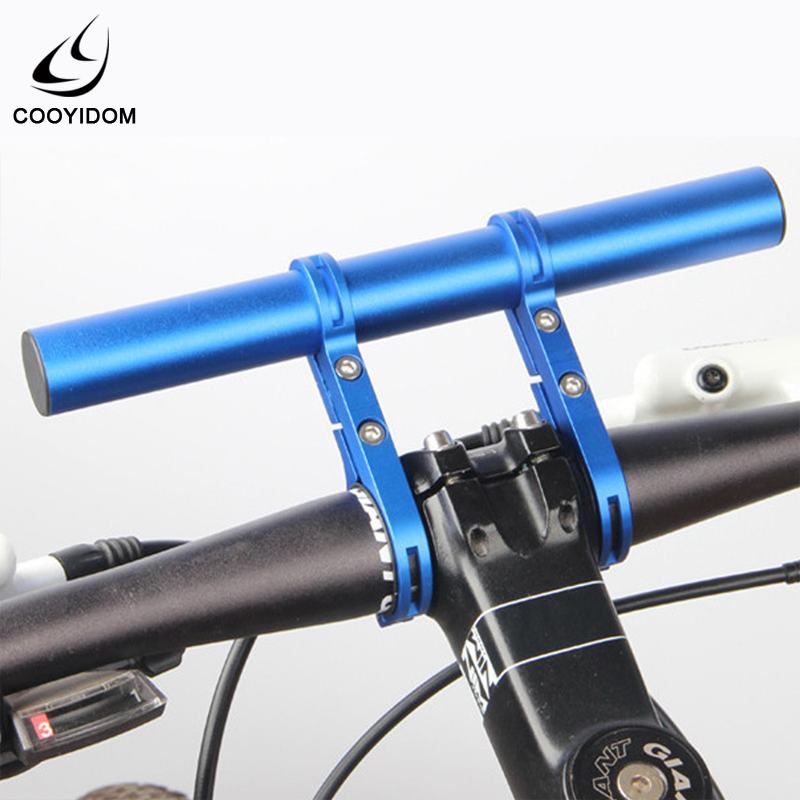20cm Bike Bicycle Front Light Mount Bracket Flashlight Holder Handle Bar