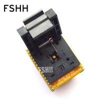 QFN32 для DIP32 программер адаптер WSON32 DFN32 MLF32 диагностический разъем 1-контактный-1-контактный универсальный