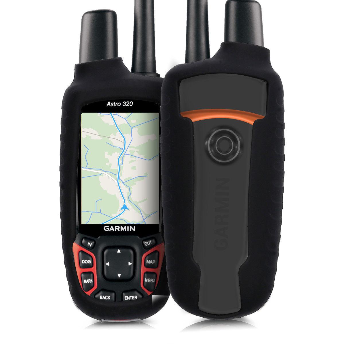 Защитный силиконовый чехол + Защитная пленка для экрана Garmin GPS Astro 430 320 220 900 Alpha 50, аксессуары