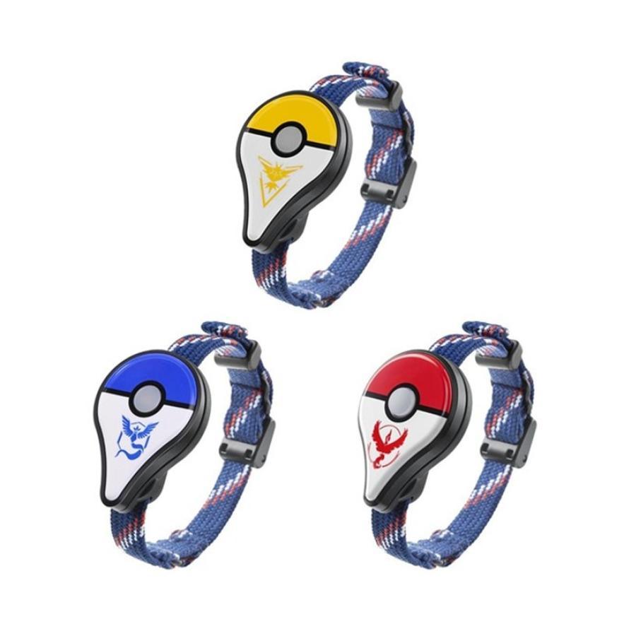 Браслет-автозахват для Pokemon Go Plus, Bluetooth браслет, часы, игровой аксессуар для Nintendo, Pokemon GO Plus, умный Браслет